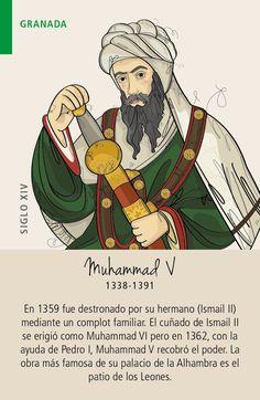 Oferta especial en crowdfunding Verkami hasta el 13 de noviembre. ¡No te la pierdas! Spain History, Historia Universal, Cultura General, Granada, Islam, Poster, Learn Spanish, Reign Bash, Royals
