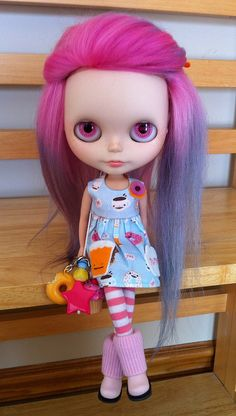 Pure Sweetness photo by Love Peace Blythe #blythe