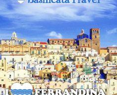 Ferrandina è situata in provincia di Matera e sorge a 482 metri sul livello del mare, sulla sponda occidentale del fiume Basento.