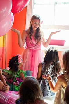 The girls absolutely adore Fairy Flakes. Fairy party games and magical show with fairy balloon animals. Auckland wide!