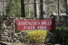 amicalola falls state park - Google Search
