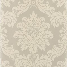 greville - champagne wallpaper | Royal Collection