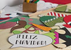 Photocall navideño | Handbox Craft Lovers | Comunidad DIY, Tutoriales DIY, Kits DIY