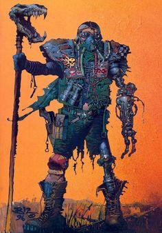 Robo shaman