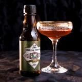 Fourth Regiment Cocktail - rye and 3x bitters