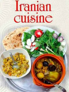 Iranian Cuisine By V
