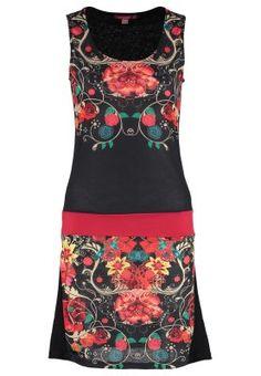 GRIMSBY - Sukienka z dżerseju - black