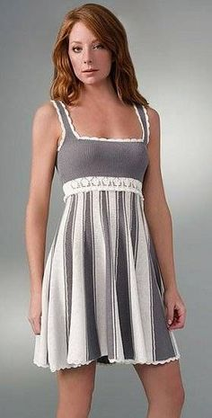 vestido de crochê designer