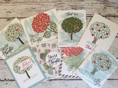 Be Creative Stamping: Thoughtful Branches