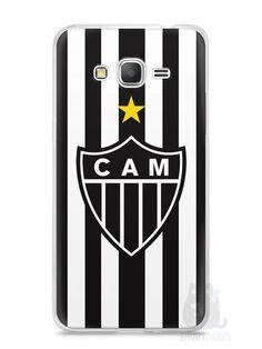 Capa Samsung Gran Prime Time Atlético Mineiro Galo #1 - SmartCases - Acessórios para celulares e tablets :)