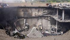 #Kenia: así luce ahora el centro comercial escenario de la #matanza de más de 60 personas [FOTOS]