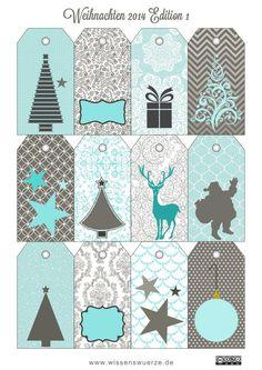 weihnachten 2014 - Free printable Christmas: