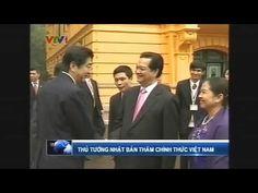 ベトナム国営テレビは、安倍総理が就任後初めての外遊先としてベトナムを訪れたことを、異例の15分近くを割いてトップ項目で伝えました。