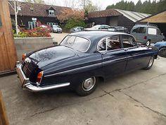 1965 Jaguar Mk 10 4.2