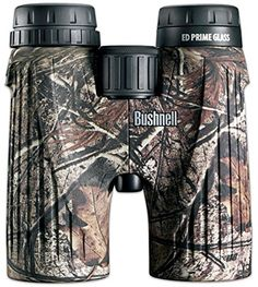 Bushnell Legend Ultra HD Roof Prism Binocular from Bushnell    555 customer reviews   List Price:$414.95 Deal of the Day:$177.23 & FREE Shipping. Details Ends in 19h 54m 59s You Save:$237.72 (57%) In Stock. Ships from and sold by Amazon.com. Gift-wrap available. Want it Monday, Oct. 5? Order within 17 hrs 10 mins and choose Two-Day Shipping at checkout. Details Color: Camo   Black $233.92     Camo $177.23 Size: 10x42  Quality optics with stunning HD clarity 100% quality materials used…