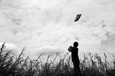 Imagination is the highest kite one can fly. - Lauren Bacall  Photo credit: Rachit Arora