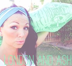 London and Ash He's the One by LondonAndAsh on Etsy