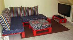 Resultado de imagem para fazendo um sofá com colchão