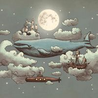 Whales n' Ships n' Submarines.  How can you go wrong?