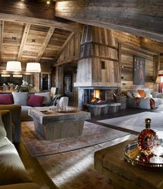 Chalet Ormello- ski everyday and live here?
