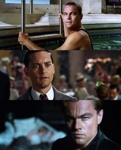 The Great Gatsby | 2013 | Baz Luhrmann | Leonardo DiCaprio | Tobey Maguire