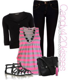 """""""Untitled #738"""" by candy420kisses on Polyvore"""