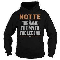 awesome its t shirt name NOTTE