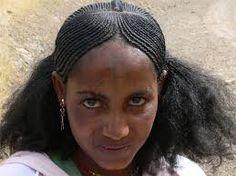 Travel To Ethiopia Traditional Ethiopian Natural Hair Braiding - Ethiopian hipster hairstyle