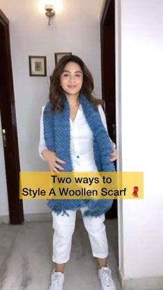 Casual Indian Fashion, Indian Fashion Dresses, Girls Fashion Clothes, Diy Clothes Life Hacks, Clothing Hacks, Stylish Dress Designs, Stylish Dresses, Diy Belt For Dresses, Diy Fashion Hacks