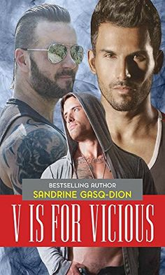 V Is For Vicious (The Santorno Series Book 10) by [Gasq-Dion, Sandrine]