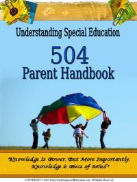 Section 504 guarantees that a child with a disability receives an education that is comparable to an education provided to those who do not have a disability.
