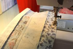 How to quickly stitch up a randomised panel of patchwork squares. Strip Quilt Patterns, Jelly Roll Quilt Patterns, Beginner Quilt Patterns, Patchwork Quilt Patterns, Quilting For Beginners, Quilting Tips, Quilting Tutorials, Pattern Blocks, Machine Quilting