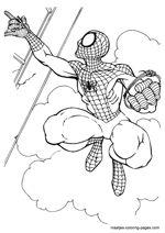 ausmalbild spiderman 34 malvorlage spiderman ausmalbilder kostenlos, ausmalbild spiderman zum