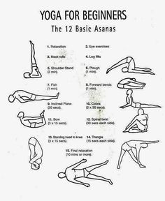 Yoga poses for beginnersHope this will help with my fibro pain