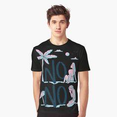 My T Shirt, Chiffon Tops, Classic T Shirts, Island, Printed, Awesome, Mens Tops, Stuff To Buy, Dresses