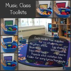 Mrs. N's Music Class: Music Class Toolkits