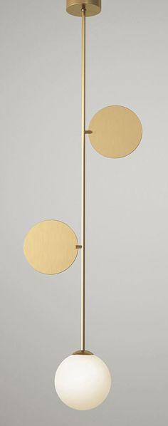Plates pendant by atelier areti contemporary light