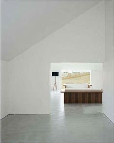 Dream Home : Baron House by John Pawson