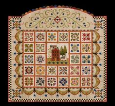 2013 winners announced at International Quilt Festival Houston - Houston Chronicle