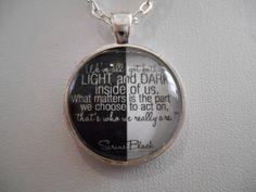 Sirius Black Quote Necklace