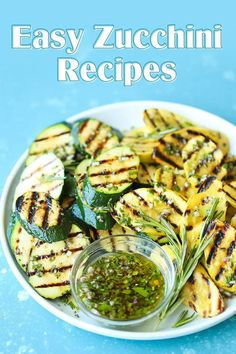 23 Of The Most Delicious Things You Can Do To Zucchini Grilled Squash, Grilled Vegetables, Vegan Grilling, Grilling Recipes, Vegetable Side Dishes, Vegetable Recipes, Vegetable Ideas, Zuchinni Recipes, Cooking Pumpkin