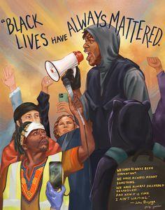 Black Love Art, Black Girl Art, Black Is Beautiful, Black Girl Magic, Arte Van Gogh, Protest Art, Protest Signs, Power To The People, Black Power