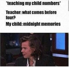 Uploaded by mads. Find images and videos about one direction, and Harry Styles on We Heart It - the app to get lost in what you love. One Direction Jokes, Direction Quotes, One Direction Imagines, I Love One Direction, One Direction Drawings, 1d Imagines, Stupid Funny Memes, Funny Relatable Memes, Teenager Posts
