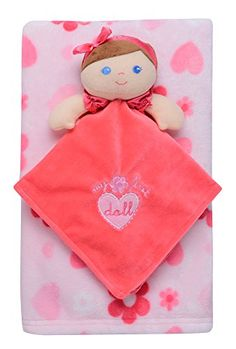 Baby Starters Pink Doll Snuggle Buddy  Stroller Blanket Set >>> You can get more details by clicking on the image.-It is an affiliate link to Amazon. #BabyStrollers