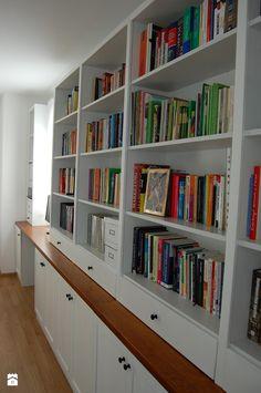 Biblioteczka - zdjęcie od MariaKra - Salon - Styl Skandynawski - MariaKra