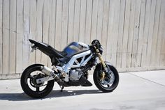sv650 build... round 2 - Page 2 - Custom Fighters - Custom Streetfighter Motorcycle Forum
