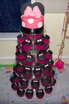 Love cupcakes' Disney cakes