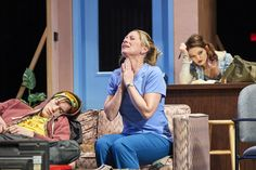 """Rebecca Gilman's """"Luna Gale"""" at Cleveland Play House (2016) Photo: Roger Mastroianni"""