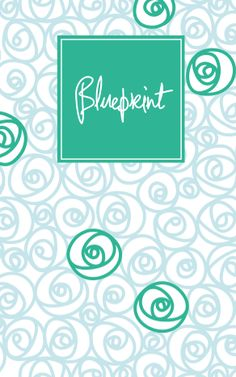 """create a """"Blueprint"""" May Book for any project..."""