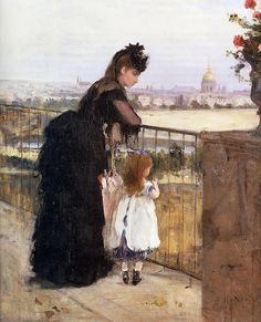 - Berthe Morisot....